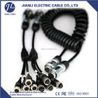 Boa conexão 7 pino cabo em espiral para Kits monitoramento Horsebox