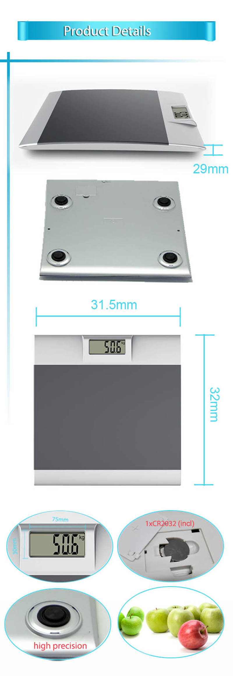 How To Calibrate A Digital Bathroom Scale 28 Images