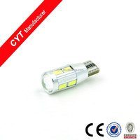 4W SMD 5730 Led T10 canbus Car interior light