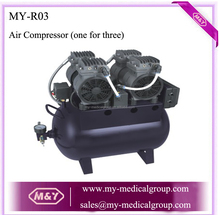 Foshan M&Y Dental Air Compressor (One for Three) Dental Equipment/Dental Machine Air Compressor High Quality/Low Price