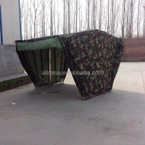 Sun Sail Collapsible Car Garage : Automatic portable folding car garage