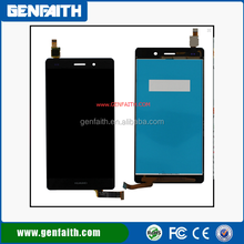 lcd touch screen digitizer for huawei p8 lite genfaith