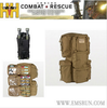 Hot Sale Army Medical First Aid Bag For Military
