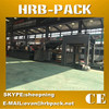 HRB-PACK AUTOMATIC FLUTE LAMINATOR MACHINE/CORRUGATED PASTING MACHINE