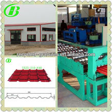reprinted color coated steel watts old-style roof