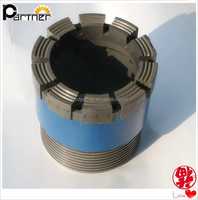 Good quality !!! nq hq pq diamond wood core drill bits