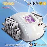 guangzhou manufactuer portable home use lipo laser machine/lipo laser slimming/home use laser liposuction machine