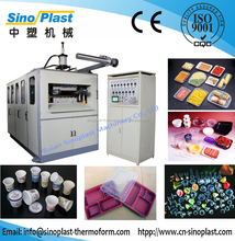 Jelly Cup Making Machine, egg tray thermoforming machine
