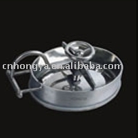 Stainless steel round manhole /manway cover