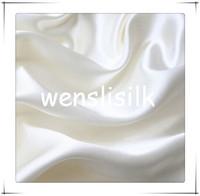 Hot Sale Natural Pure Dyeing Silk Fabric Satin Silk