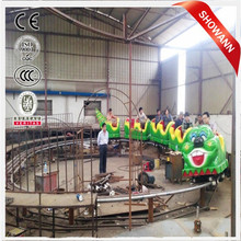 Amusement rides indoor carnival rides mini roller coaster