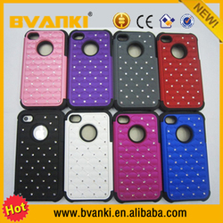 China Supplier Cover For iPhone Case For Sublimation For iPhone 4 Cover,Shenzhen For Apple 4S Mobile Phone Shell Case Washable