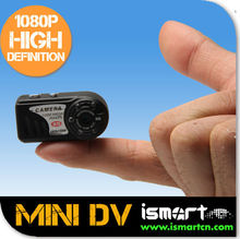 World Smallest Full HD 1080P Bullet Mini Digital Video Camera