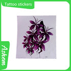 Venda quente guangzhou moda tatuagem adesivos corpo com design personalizado DL705