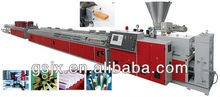 CPVC WPC PVC Plastic Profile Production Line