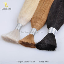 Leading Hair Manufacturer in China Virgin Unprocessed Double Drawn top quality russia virgin human hair