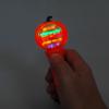 Flashing Light Up Halloween Pumpkin Spinning Wand Children Toy Magic Spinner Wands lighted spinning toy wand