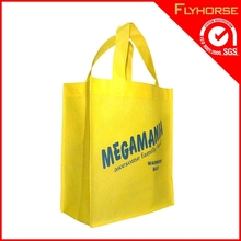 Foldable Reusable Logo Non Woven Shopping Bag
