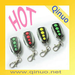 New colorful key self-learning remote control case QN-M017 face to face copy pilot
