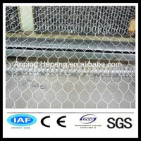 Galvanized hexagonal fencing wire mesh(low price and factory)
