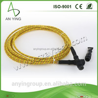 2-years guarantee hard leaking sensing cable, water leakage sensor cable