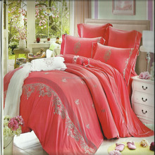 woven made in China/home use comfortable sheeting/Good quality home textile bed sheet