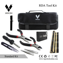 2015 new products e cig tools coil jig ecig starter kit Rebuildable Atomizer Tool Kit BASICS coil jig rda tool kit from factory