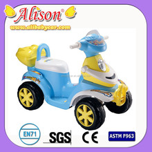 Nueva Alison buena calidad estaño coche de juguete / plastic toy utensilios de cocina / mascota de juguete de plástico