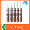 Concrete sealant sealant silicone coloured with silicone sealant cartridge