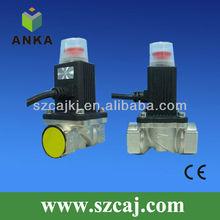 portable kitchen gas detector solenoid valve