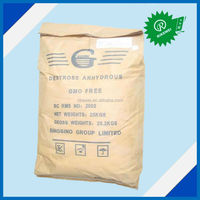 Anhydrous Glucose/dextrose anhydrous