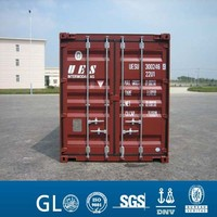 ISO new 20GP steel dry/shipping container for sale