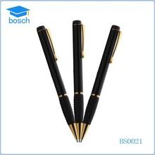 Personalized ballpoints pens logo Ball Pen black ink twist metal pen