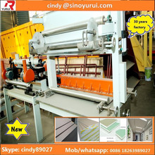 fire rated 12.5mm thick paper faced gypsum board machine