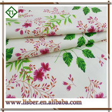 poly cotton twill fabric / poly cotton fabric bed sheets