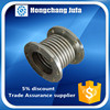 foshan flexible conduit price welding steel corrugated compensator