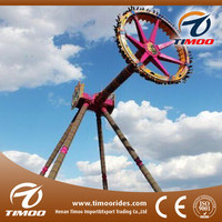 Timoo thrilling games rides giant pendulum for sale