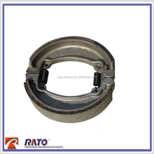 High quality motorcycle rear brake shoes wholesale