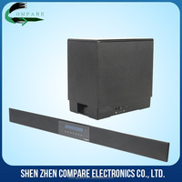 wireless professional subwoofer speaker, 5.1 home theater speaker systems