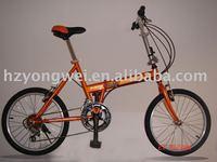 "china bicycle/folding bikes/20"" 12 speed folding bicycle"