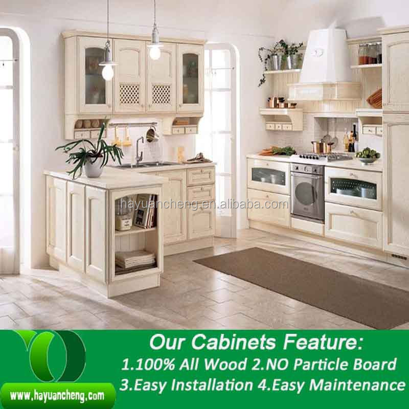 Discount Unfinished Wood Kitchen Cabinets ~ Yuancheng solid wood kitchen cabinet for wholesale buy