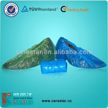 Waterproof Alibaba Alcohol repellent anti-odo PE shoe cover