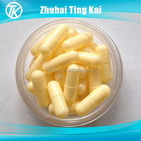 Size 00 gelatin hard empty capsules made in China