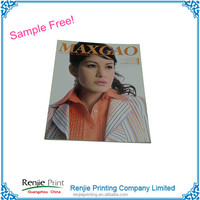 2014 new colorful catalog, catalogs, brochures,magazines printing