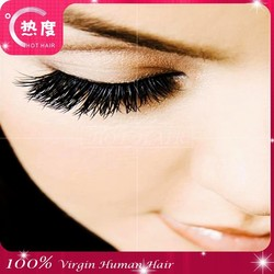 Thick In The Middle Transparent Line Japan Style Natural Nude Look False Eyelashes Fake Eye Lashes Extension