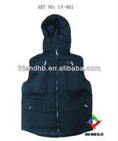 padded outdoor fishing winter vest