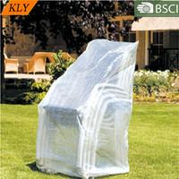 Outdoor garden furniture seat dust / rain water cover
