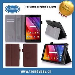 Multifunctional case For Asus zenpad, tablet cover for zenpad 8 z380c