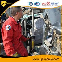 Fireman/firefighter gasoline Honda lifting/support tools rescue ram
