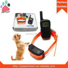 Pet-Tech X-600B small dog training collars for puppies with remote